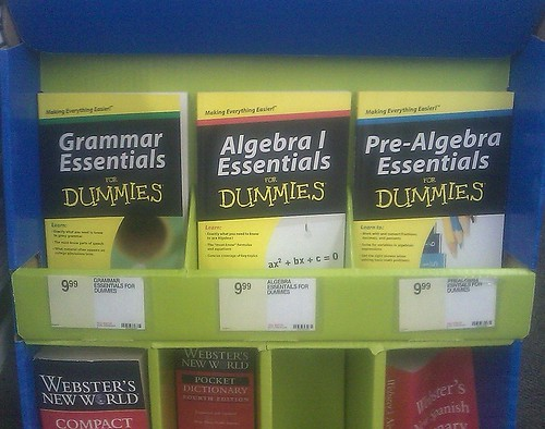 Algebra Essentials For Dummies