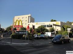 McDonald's Marseille 75 Boulevard Blancarde (France)