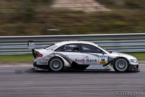 """Miquel Molina racing his Audi A4 DTM • <a style=""""font-size:0.8em;"""" href=""""http://www.flickr.com/photos/53054107@N06/4916844685/"""" target=""""_blank"""">View on Flickr</a>"""