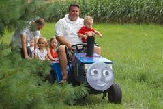 Thomas Tractor