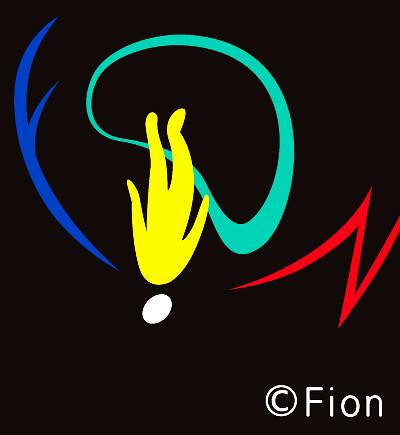 fion大LOGO