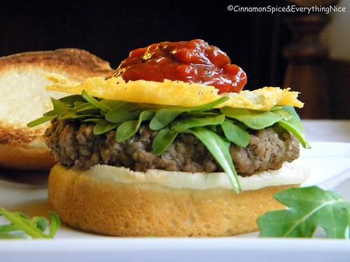Bobby Flay's Arthur Avenue Burger