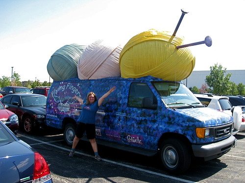 Yarn bus!