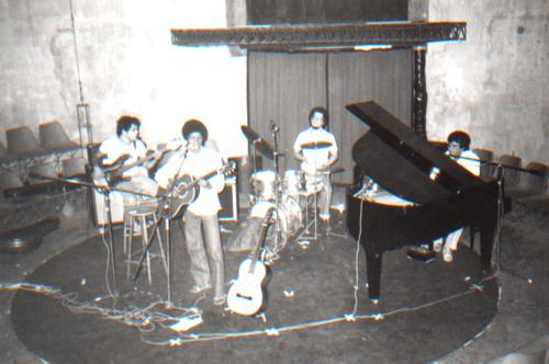 Teatro Paiol, 1980