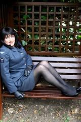 IMG_0924 (DonnaLouise) Tags: uniform skirt gloves raf leathergloves wraf