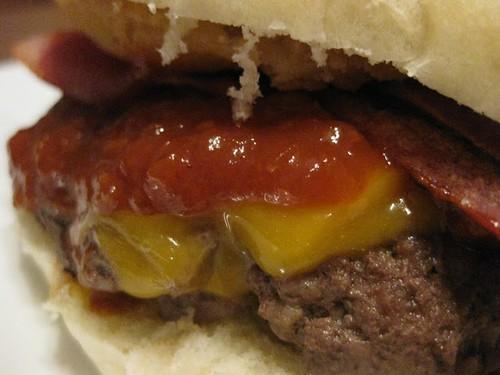 Cheyenne Burger Brenda's Canadian Kitchen