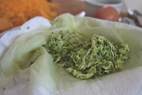 zucchini drain