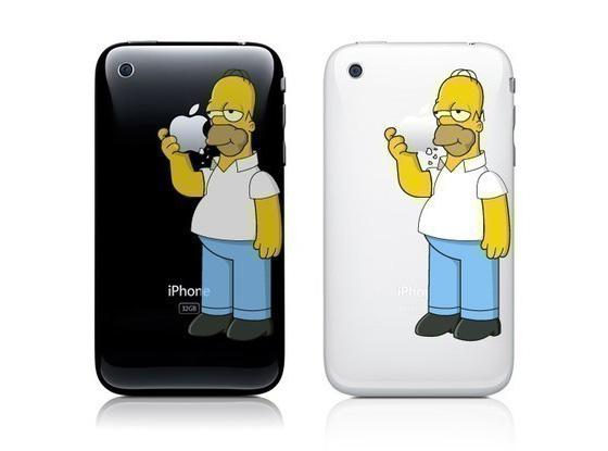 sticker para iPhone