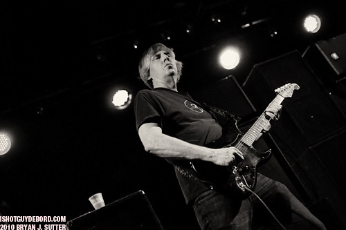 Greg Ginn And The Taylor Texas Corrugators