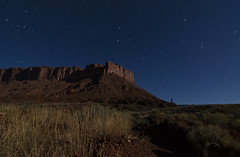 Cathedral Valley... Under the Stars (Matt Granz Photography) Tags: red mountains castle night stars evening utah nikon rocks exposure desert tokina clay valley wilderness monuments 1224mm mesa d90 cathedralvalley valleymotion blurlandscapenaturelong