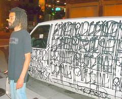 MegC Retna LA (.x*The Grime Light*x.) Tags: graffiti la tag awr msk handstyle retna