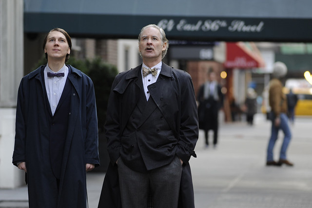 Paul Dano and Kevin Kline compete to be the most pointlessly weird in 'The Extra Man'.