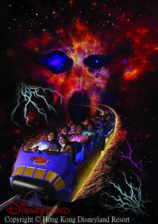 [Hong Kong Disneyland] Disney's Haunted Halloween (depuis 2007) - Page 3 4926333712_0d73cdea78