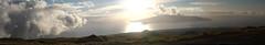 Faial from the Montanha do Pico (Lorana Gallery) Tags: panorama portugal holidays lorenzo pico anastasia atlanticocean azores aores panoramicpictures azoren lorana loranab
