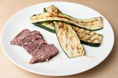 Steak & Zucchini
