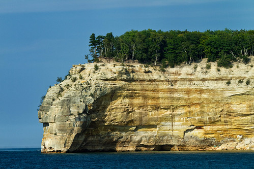 Pictured Rocks National Lakeshore Boat Tour