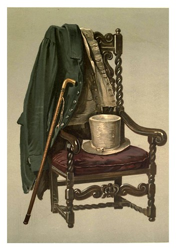 003-Algunas vestimentas de Sir Walter Scot-Abbotsford…1893-ilustrado por William Gibbt