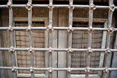Ainsa -  Reixat (Ramon Oromí Farré @sobreelterreny) Tags: huesca ventanas ainsa osca sobrarbe ferro rejas hierro aragón finestres forja aragó reixes calbenido calbenidoorg