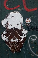 XMA (dprezat) Tags: street urban streetart paris art painting stencil tag graf peinture bombe pochoir xma arosol sonyalpha700