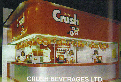 1980 CNE Food Building: Crush
