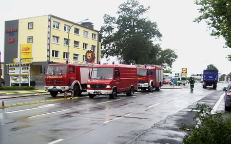 Hochwasser Osnabrück