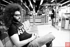 jared polin (Adam Lerner) Tags: new york newyorkcity portrait blackandwhite portraits hellskitchen bhphoto d700 jaredpolin adamlerner httpadamlernernet froknowsphotocom httpadamlernerphotocom