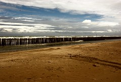 Oye Plage 02(2) (Samuel Boivin) Tags: france art photography photo europe day cloudy sony paysage samuel pasdecalais cotedopale boivin oyeplage