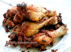 Wendy - spiced fried chicken 1