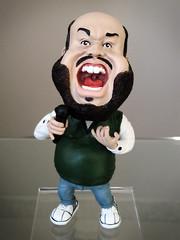 Ed Motta (Igor Gosling) Tags: topo ed cantor super massa biscuit soul musica sculpey bolo miniatura motta modelagem personalizada