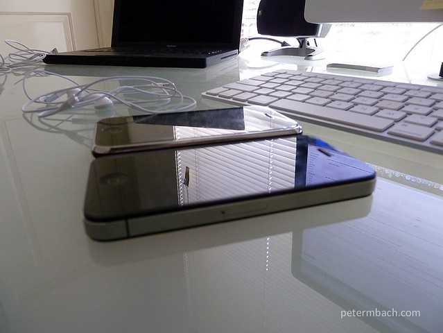 New iPhone4