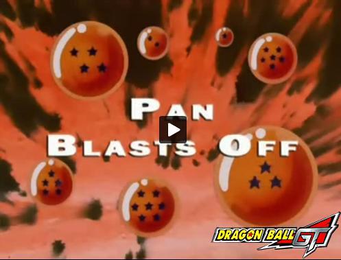 dragon ball gt pan. Ainme Dragon Ball GT