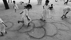 hopscotch (nandadevieast) Tags: travel school girls india gandhi hopscotch mahatmagandhi girlsplaying sabarmati sabarmatiashram anuragagnihotri nandadevieast schoolatsabarmatiashram girlsplayinghopscotch schoolfoundedbygandhi