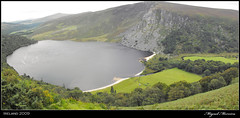 Lough Tay in Wicklow National Park (miguel m2010) Tags: park parque ireland lake lago lough guinness tay national panoramica wicklow nacional irlanda djouce greatphotographers luggala cerras mygearandmepremium mygearandmebronze mygearandmesilver mygearandmegold mygearandmeplatinum mygearandmediamond