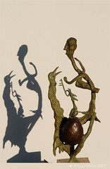 """Anctre des musiciens"" / ""Musician ancestor"" (Michel Seguret Thanks all for 8.400 000 views) Tags: africa sculpture france nikon arte kunst skulptur escultura cast afrika scultore sculptor burkinafaso bronce afrique guss scultura smrgsbord herault escultor heykel sanat bronzo evenement ghisa bildhauer golddragon dragongoldaward michelseguret smorgasbord alinikiema fundicion heykeltras"