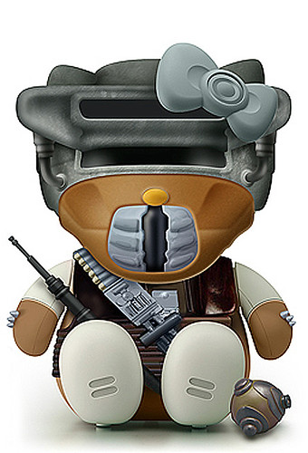 Hello Kitty Boushh