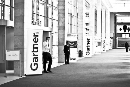 Gartner Symposium 2010 Cape Town