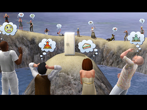 I thankfully never bothered with The Sims Online. I missed the boat on The ...