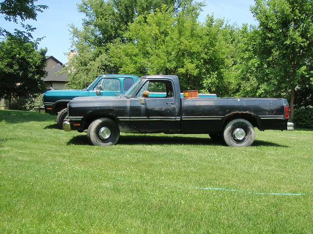 truck diesel turbo dodge ram cummins d250 w250 powerram ram250