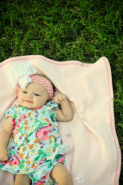 sophia: 3 months