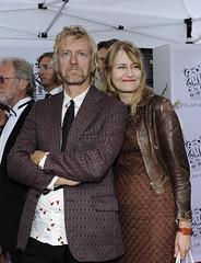 Ernst & Helene Billgren - Photo: Karin Trnblom (Polar Music Prize) Tags: music ceremony prize bjrk polar 2010 ennio morricone