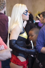 More Ms Marvel (misterperturbed) Tags: baltimore marvel avengers innerharbor msmarvel baltimorecomiccon bcc2010