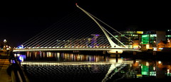 Samuel Beckett Bridge - Andrew Magee