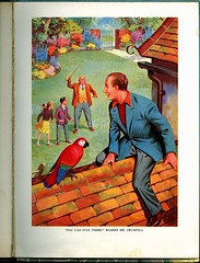 Archie Andrews Rooftop Bird + Brough (GALE47) Tags: rooftop andrews retro nostalgia archie ventriloquism roofer archieandrews gale47