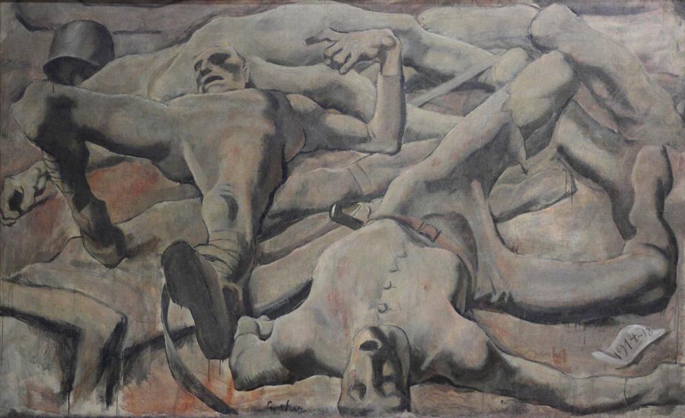 Albin Egger-Lienz, Finale, 1918
