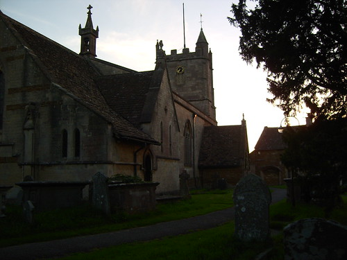 North Nibley Church