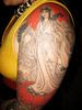 Chinese Goddess Tattoo Photo by Sherrie