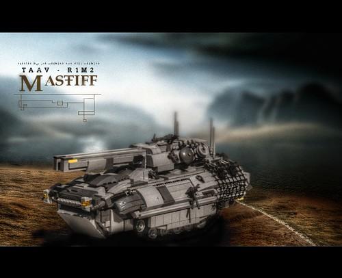 TAAV-R1M2 'Mastiff'
