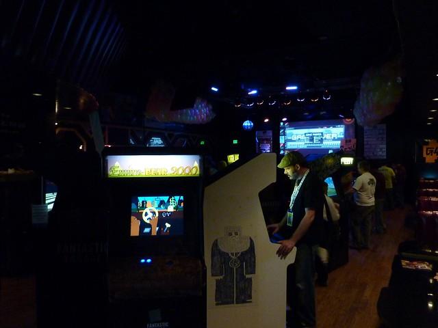 Fantastic Fest Arcade