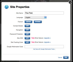 site-properties