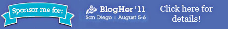 BlogHer 2011!